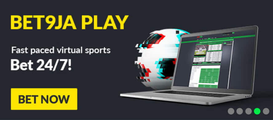 Bet9ja Virtual Betting