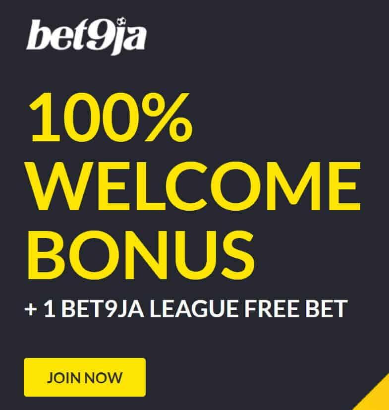 Bet9ja Promotion Code Bonus